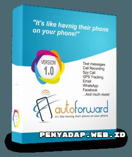software sadap hp iphone dengan autoforward